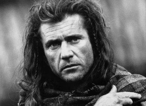 Braveheart is a 1995 historical drama war film directed by and starring Mel Gibson.