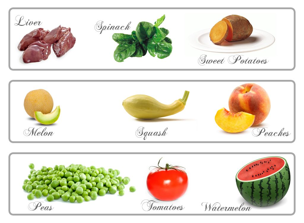 Vitamin A is also said to be present in fruits and ...