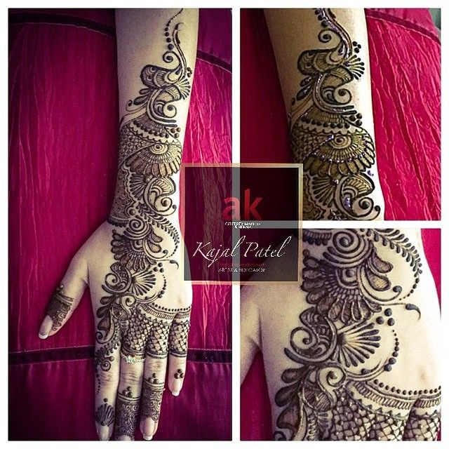 Stunning Bridal Henna Designs By Ash: Henna Beautiful By Ash Kumar Executive Artist/Educator