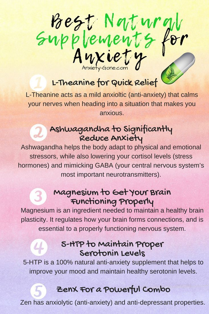 Photo of The Top 5 Anti-Anxiety Supplements and What to Expect | Anxiety Subscription Boxes and Anxiety Treatment