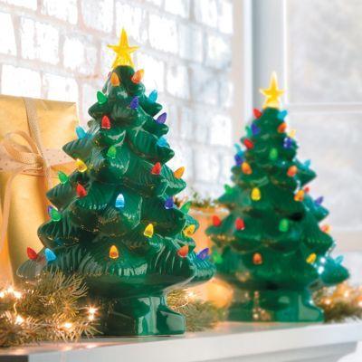 Pin By Samantha Cook On Christmas Ceramic Christmas Trees