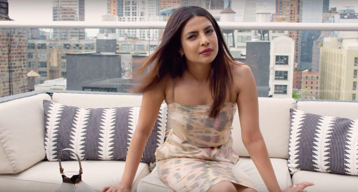 10 Flawless Moments From Priyanka Chopra S 73 Questions With Vogue Interview Actress Priyanka Chopra Priyanka Chopra Most Beautiful Women