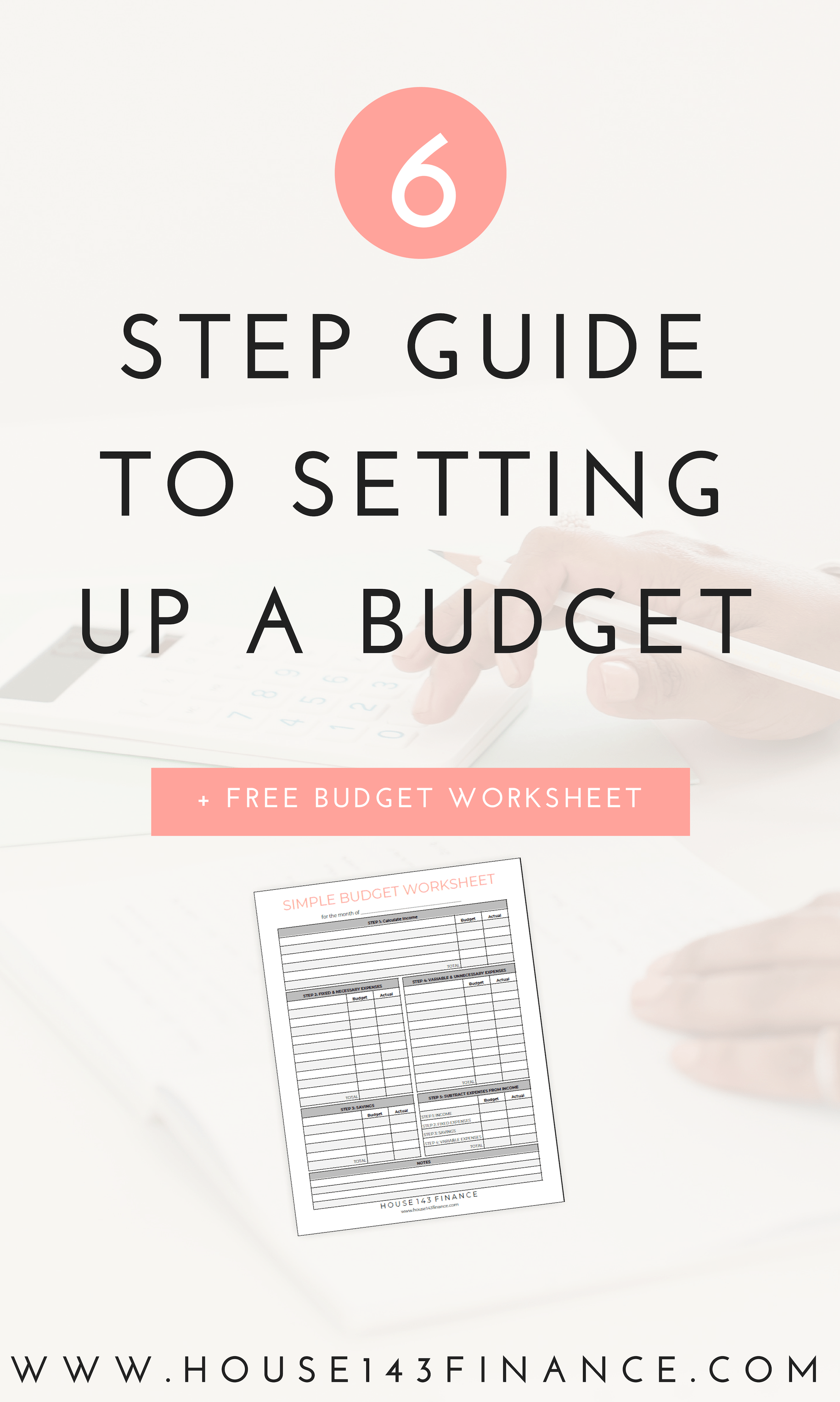 How To Set Up A Budget A Guide For Beginners Free