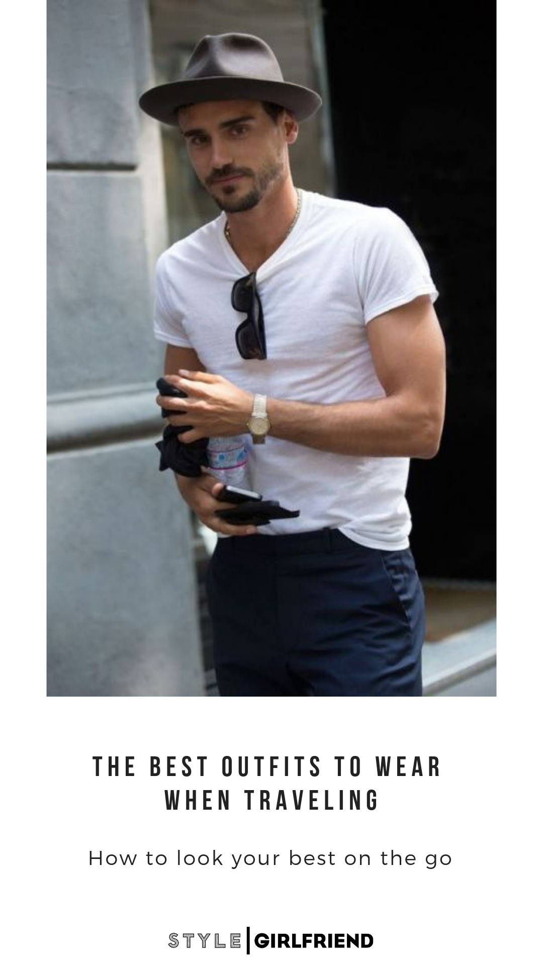e0cdec5d79d The 8 Stylish Travel Essentials Every Guy On-the-Go Needs | Summer ...