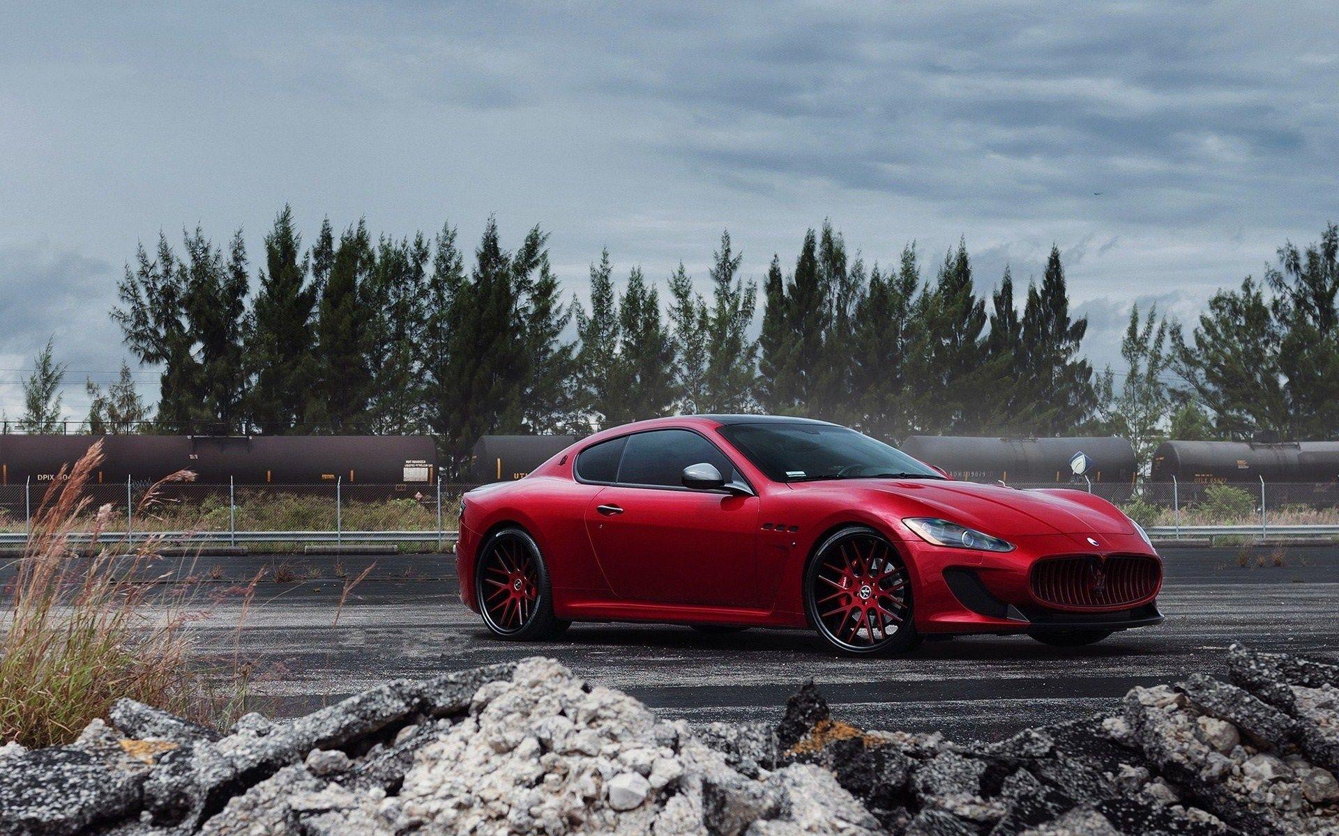 Maserati Gran Turismo Stradale