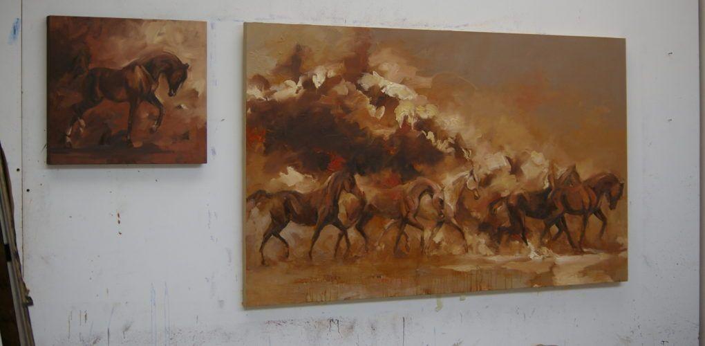 Zil Hoque – Canvas: a blog by Saatchi Art
