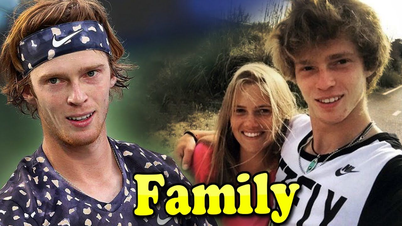 Andrey Rublev Family With Father,Mother and Girlfriend
