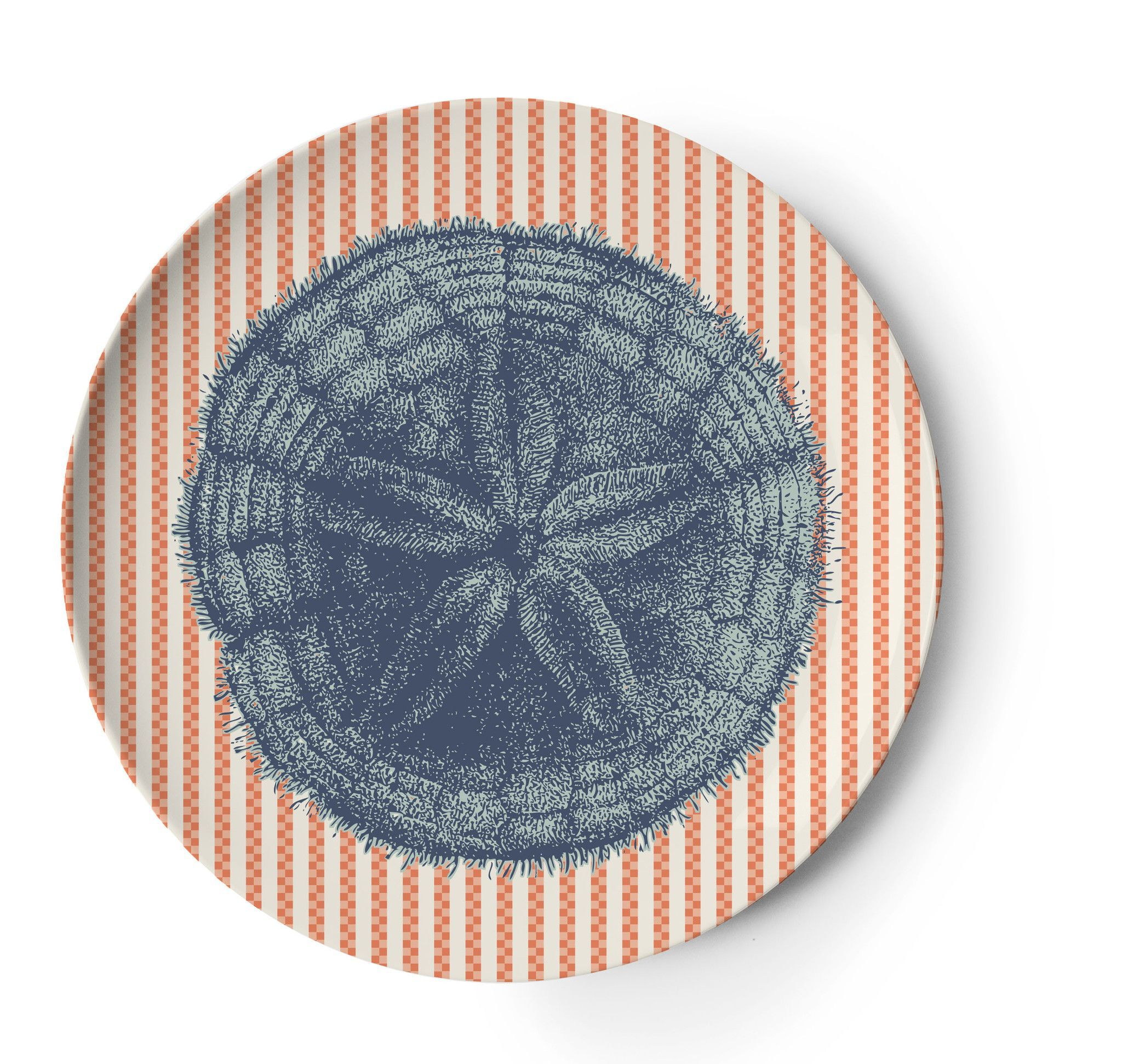 Vineyard Set of Four Coaster Dishes design by Thomas Paul