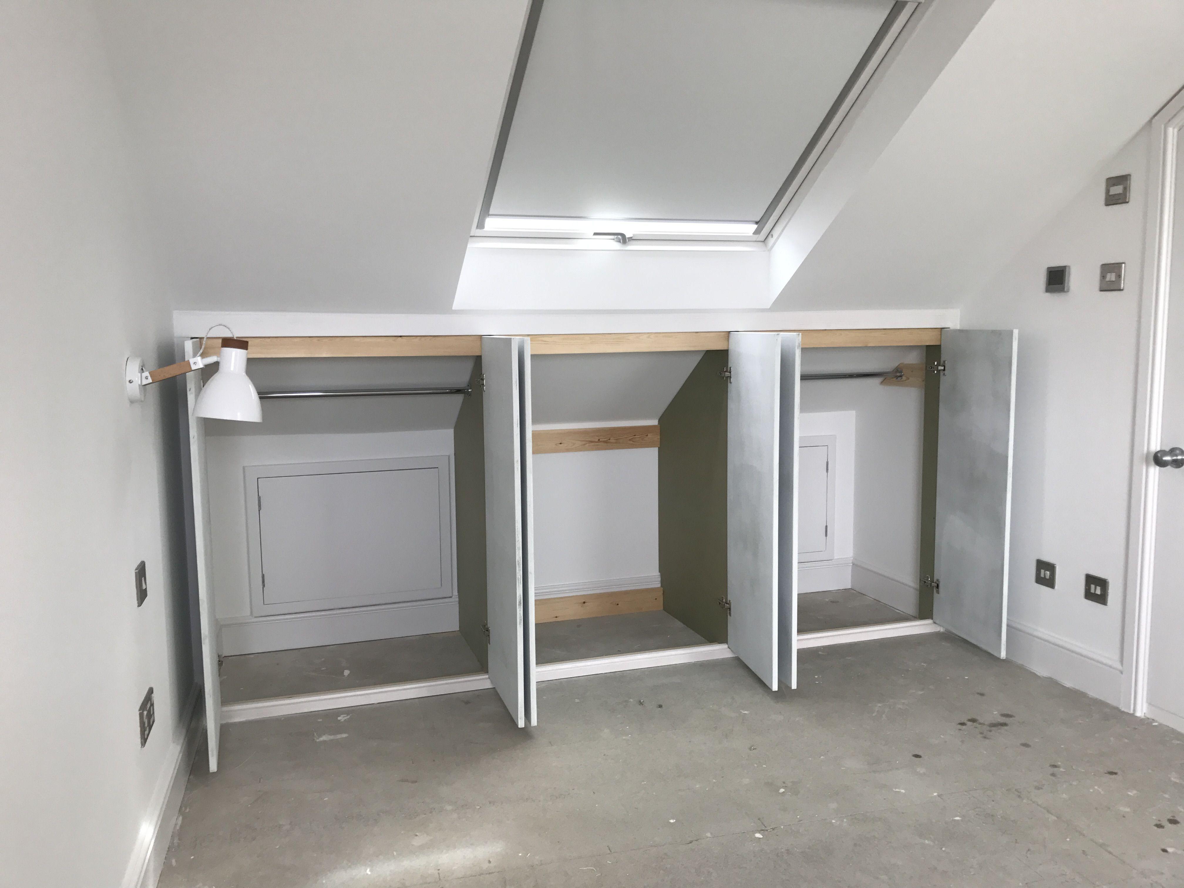 13 Exalted Modern Attic Tubs Ideas Attic Wardrobe Attic Renovation Attic Bedroom Small