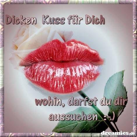 Küsse für meinen schatz