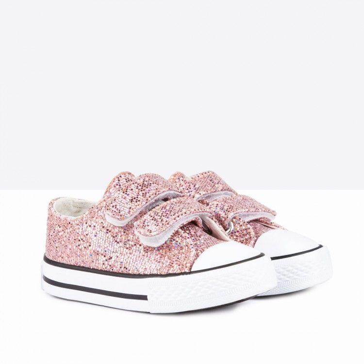 Deportivos Glitter Rosa De By Bebé Calzado Osito D9EH2WIYbe
