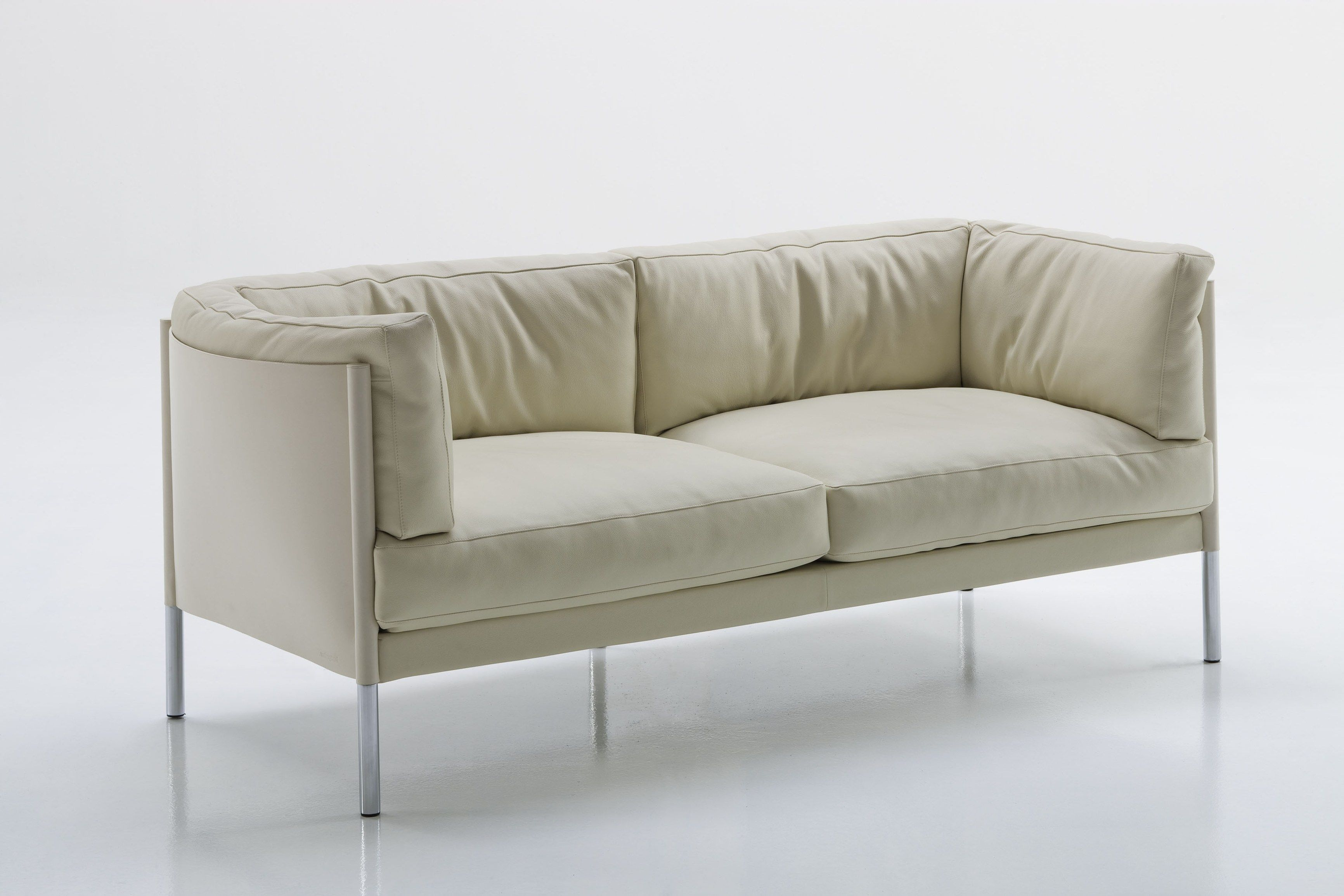Upholstered Leather Sofa Kelly Kelly Collection By Matteograssi Design Piero Lissoni Furniture Leather Sofa Sofa