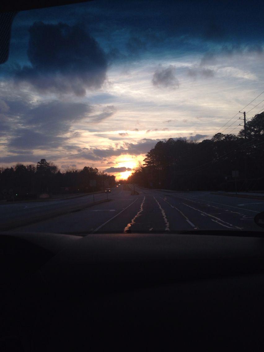 Beautiful Atlanta Sky