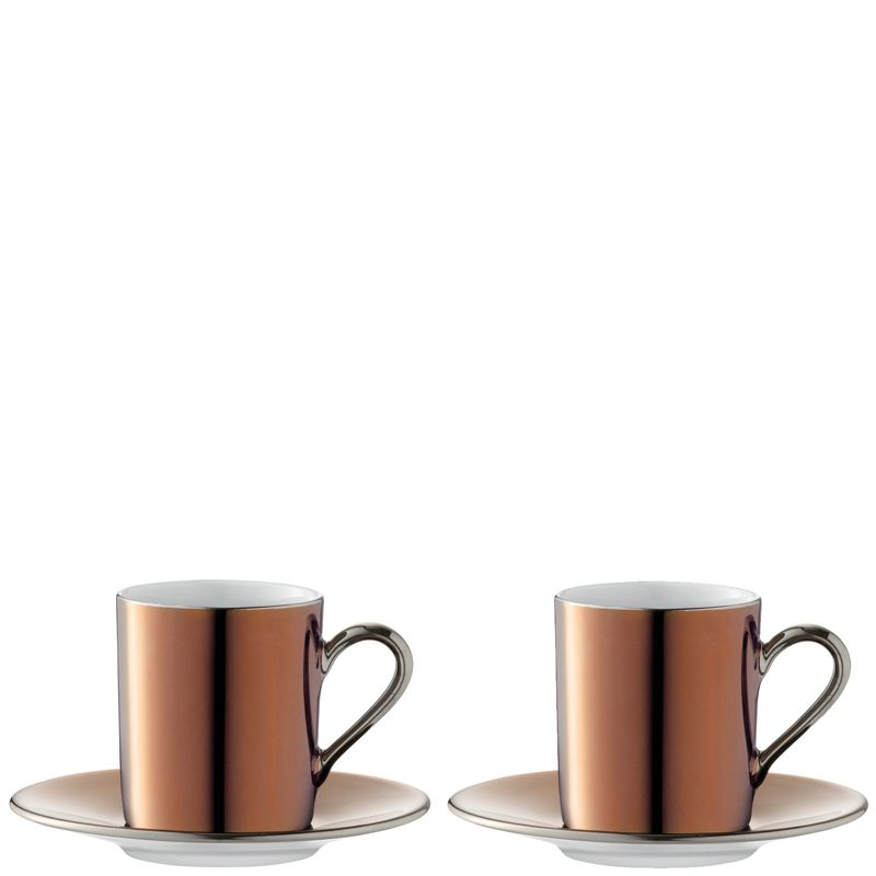 Remi Espresso Cup and Saucer by LSA at Dotmaison | For the Home ...