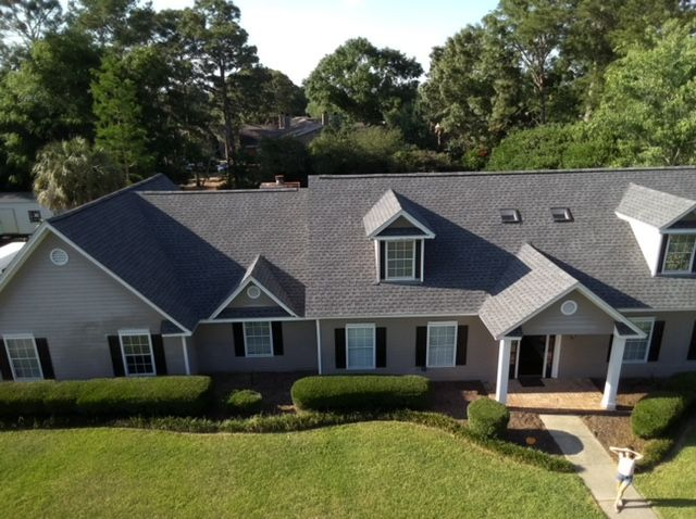Best Gaf Timberline Hd Pewter Gray With Images Roof 400 x 300