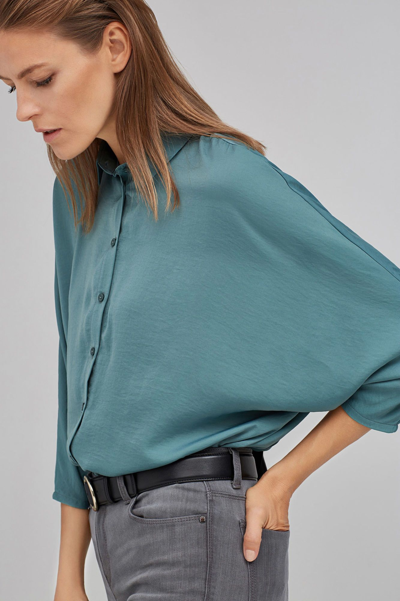 Mitad de precio comprar genuino más baratas Blusa murciélago | Blusas | Pedro del Hierro | blouses ...