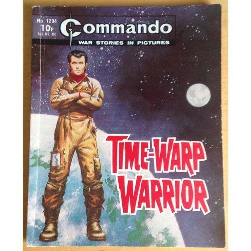 Commando Comic Picture Library #1294 War Action Adventure