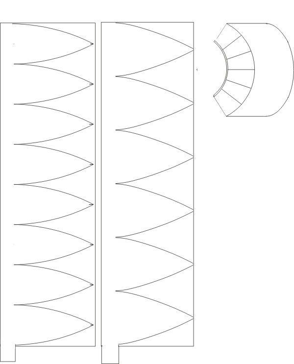 tutorials paper baseball caps cards for men pinterest paper