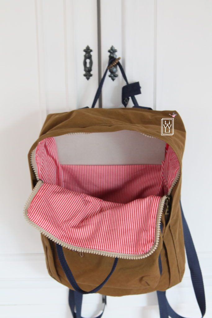 Photo of Der andere Rucksack – Freebook (Mein anderes Ich) – Lila wie Liebe