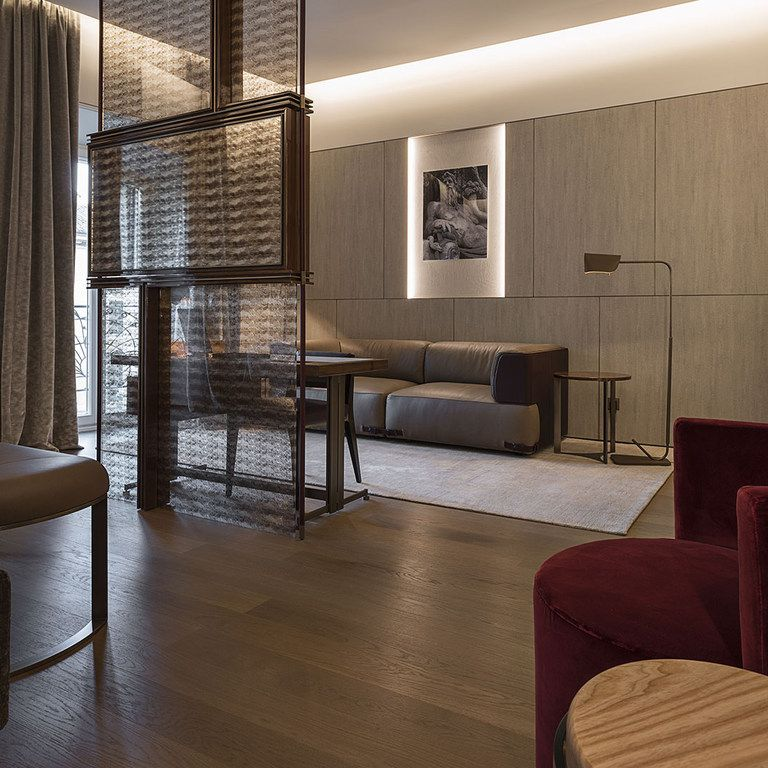 Fendi Private Suites Luxury Hotel Rome In City Centre Hotels