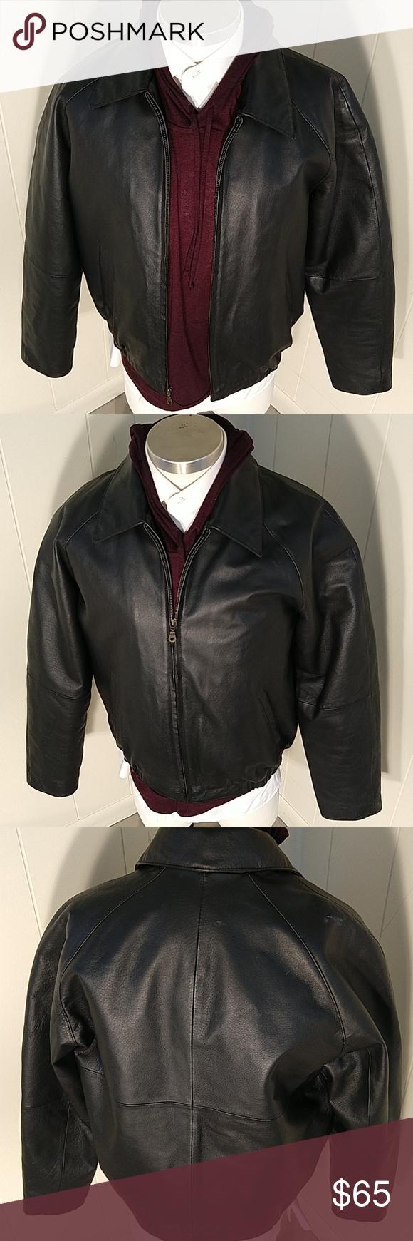 Covington Leather Jacket Black Leather Jacket Black Leather Jacket Jackets [ 1740 x 580 Pixel ]
