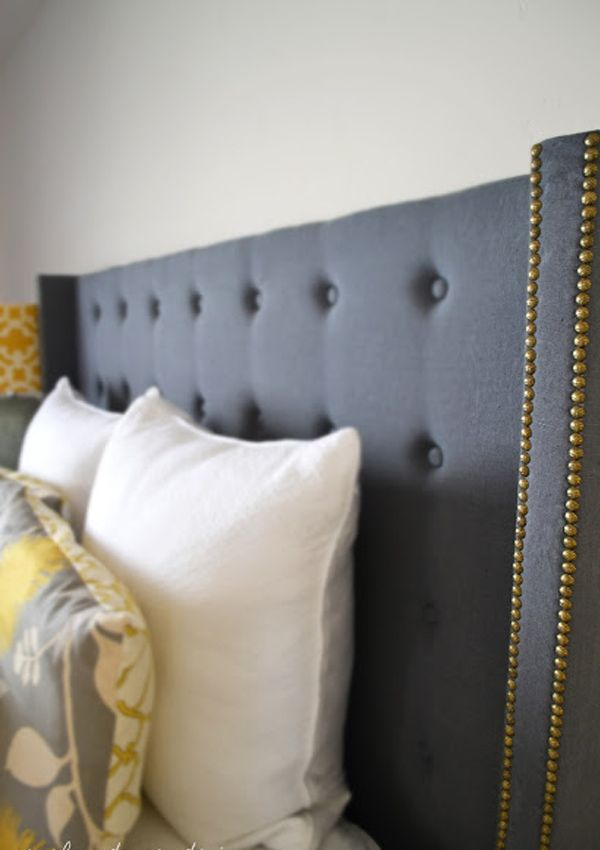 Wundervoll Fancy Upholstered Headboards To Do Yourself