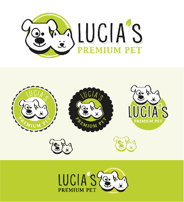 Create A Modern And Fun Logo For A Pet Food And Supply Shop By