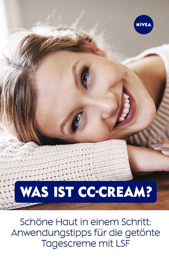 Was ist CC Cream und welche passt zu meinem Hauttyp? – NIVEA