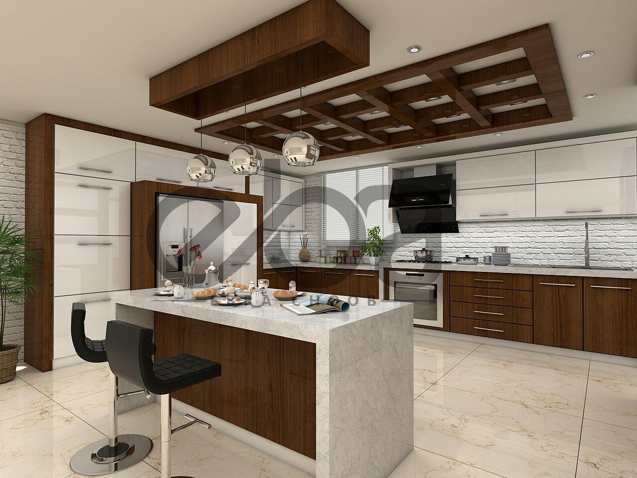 Ebrachoob Designer And Manufacturer Of Interior Decoration Location Iran Client Mr Mofidi Year 2018 ابراچوب طراح و مجری دکوراسیون د In 2020 Home Decor Kitchen Home