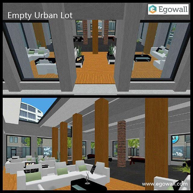 Build Your Own Perfect Urban Living Space In This