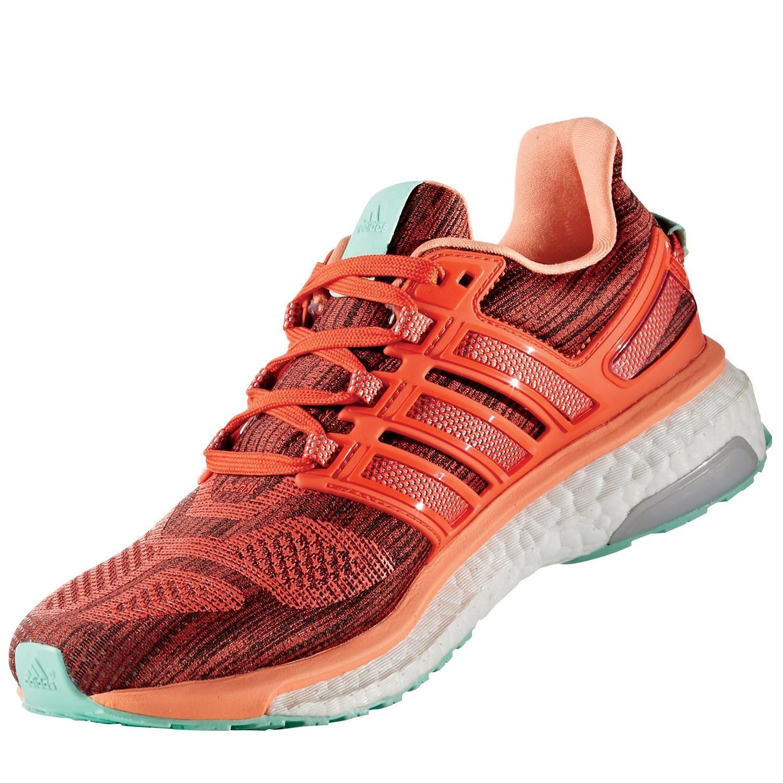 Adidas Energy Boost 3 W, Laufschuhe Damen, energy/grün/orange -  Versandkostenfrei