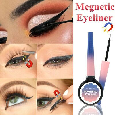 SKONHED 5ml Magnetic Liquid Eyeliner for Mganetic Eyelashes Eye Makeup Tools New