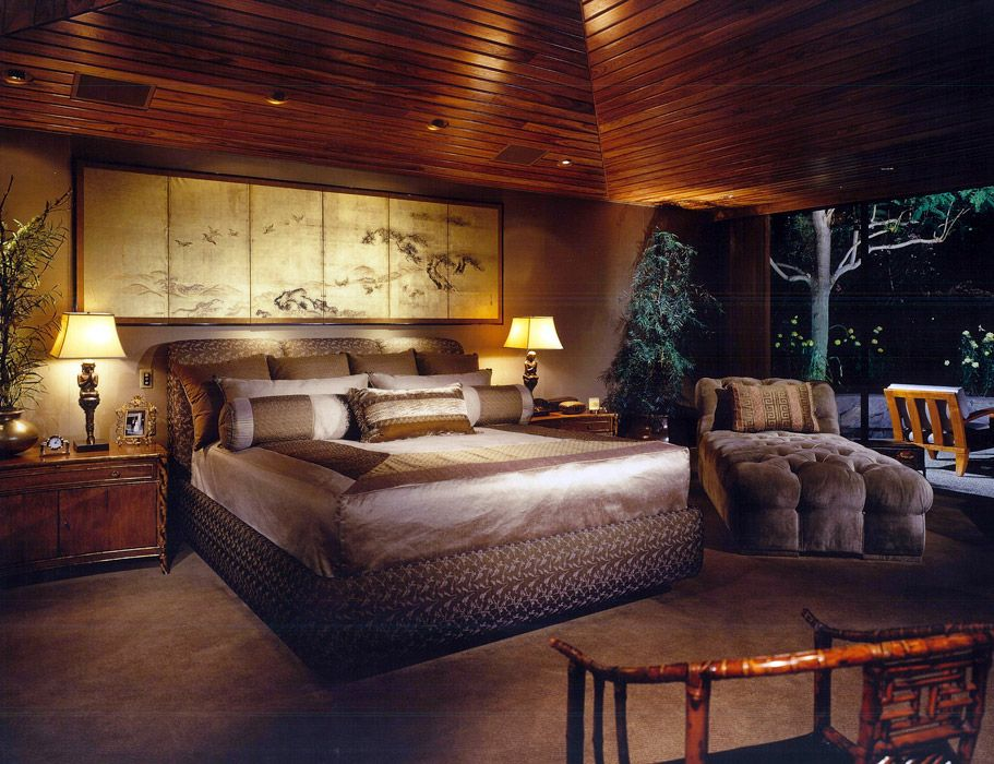 Exceptional Interior Design, Contemporary Asian, Palm Desert, CA