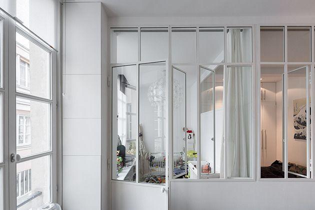 Fenster zwischen kinderzimmer und schlafzimmer loft y kid 39 s rooms pinterest haus - Fenster beschlagen von innen wohnung ...