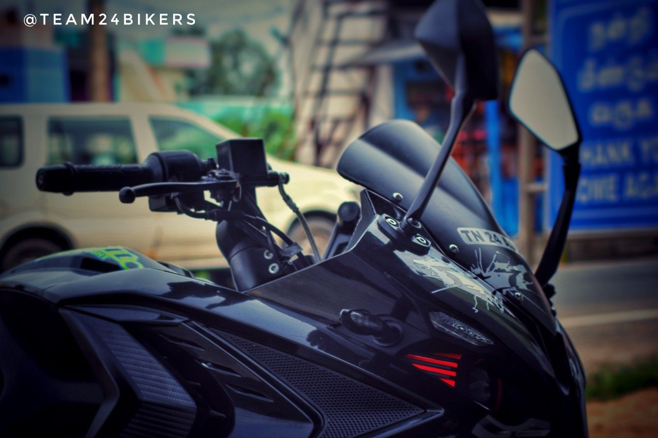 Bajaj Rs 200 Modified Mujju24 Team24bikers Team24bikers Krishnagiri Pinterest