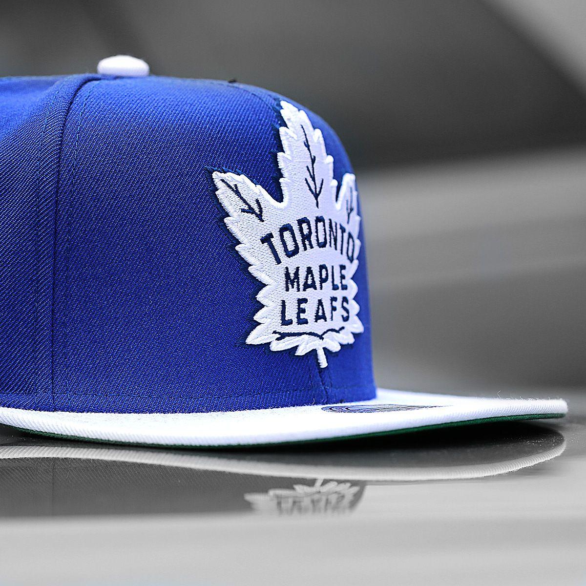 Toronto Maple Leafs Blue Snapback  c17f1cf94ec
