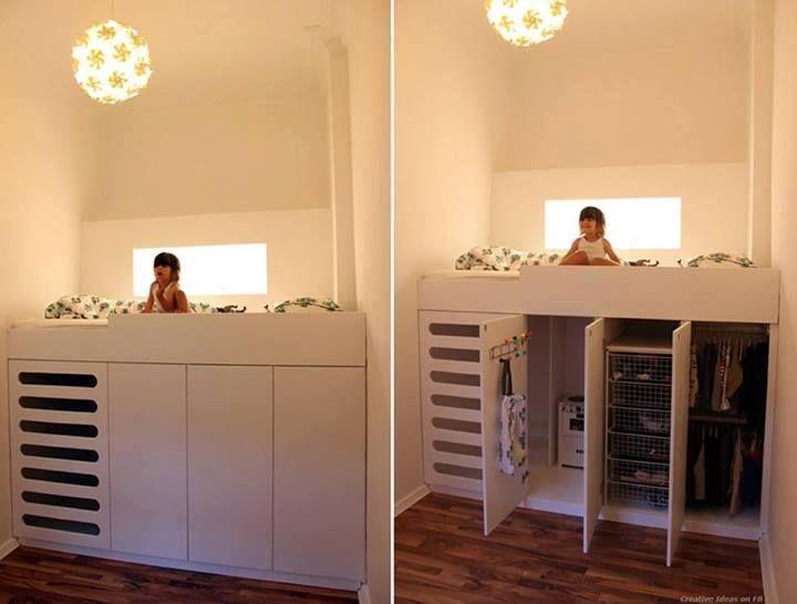 Best Loft Bed With Closet Underneath Loft Bed Kids Loft Beds 640 x 480