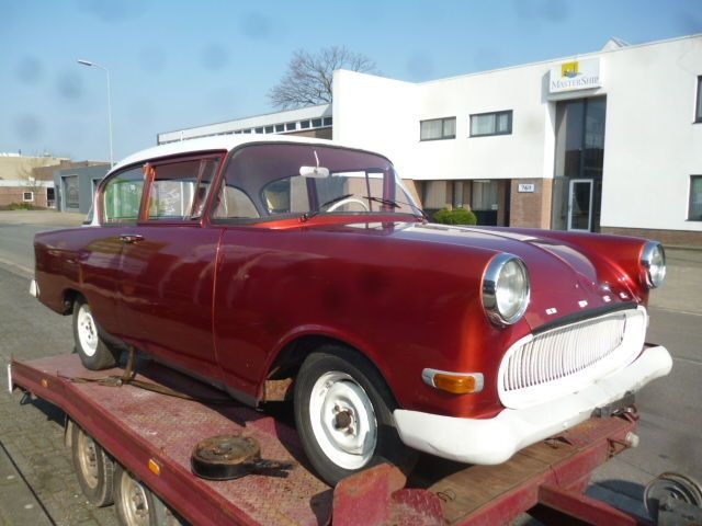 Opel Olympia Record P1 1962 Cars Cars Vintage Cars Vehicles