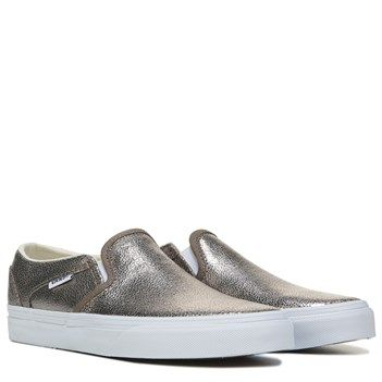 vans chien slip on