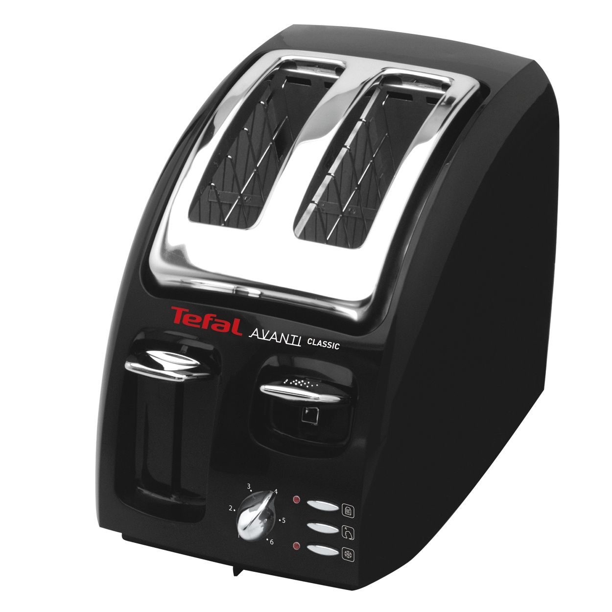 Tefal Tefal black Avanti 2 slice toaster TT875718- at Debenhams.com ...