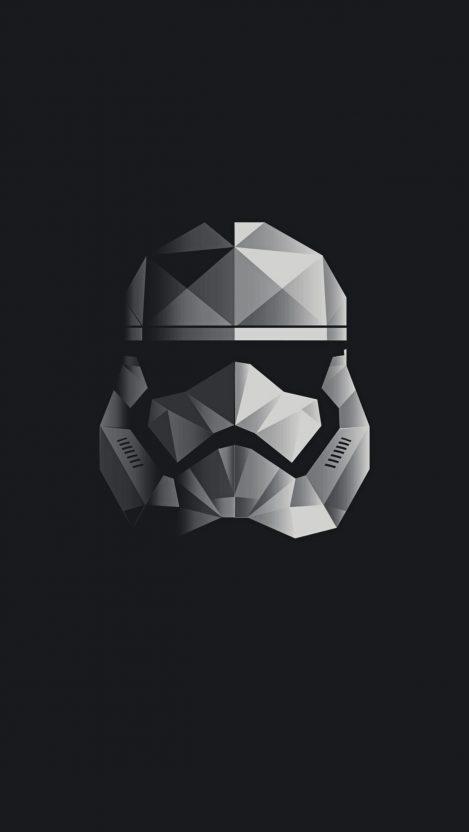 Starwars Iphone Wallpaper Free Getintopik Star Wars Background Star Wars Painting Star Wars Art