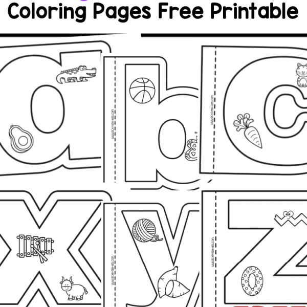 Active Littles Easy Play To Learn Activities And Printables For Little Learners Alphabet Coloring Alphabet Printables Alphabet Games For Kindergarten