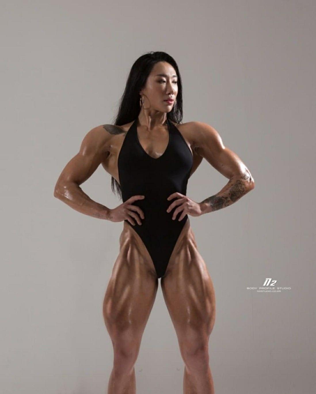 Asian Female Bodybuilder Porn 2973 best muscle images in 2020   muscle, muscle women, body