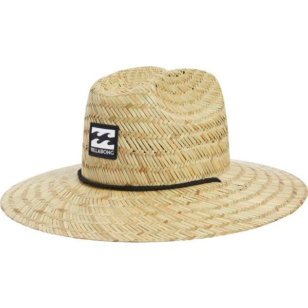 Tides Straw Hat ( 22) ❤ liked on Polyvore featuring men s fashion ... 57fdd6ee657b