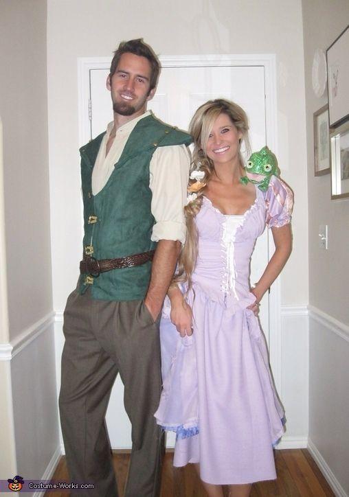 50 Disfraces de Halloween para enamorados Couples, Costumes and