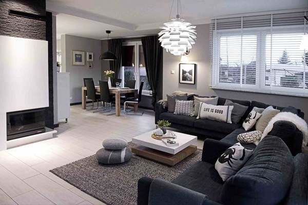 Compact wonen op 44,5m2 Living rooms, Interiors and Future