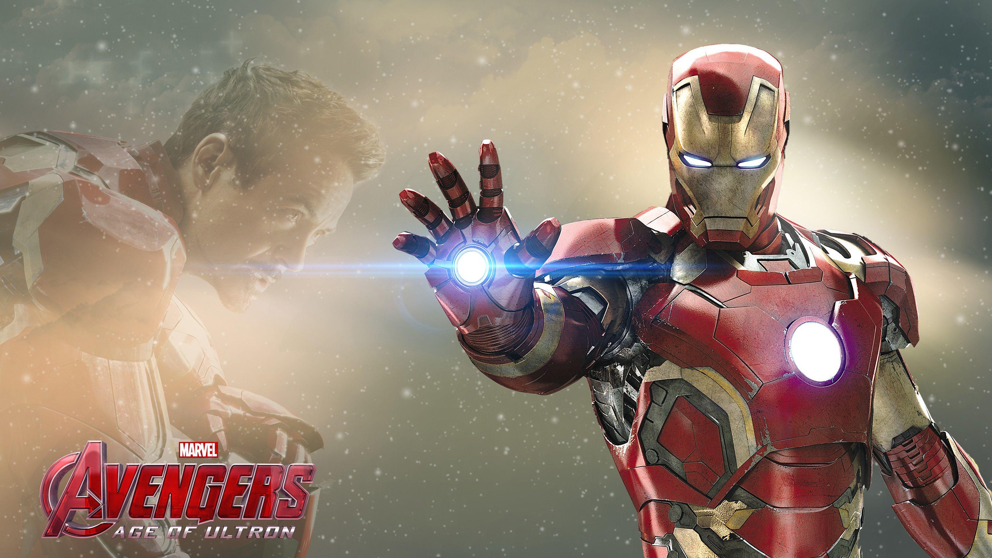 Iron Man K Movies HD K Wallpapers