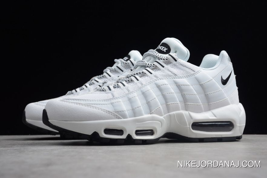 innovative design 45f96 d7d09 Nike Air Max 95 White Black 609048-109 Best