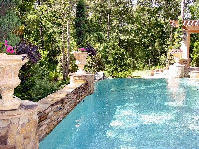 french country style pool details pool ideas pinterest