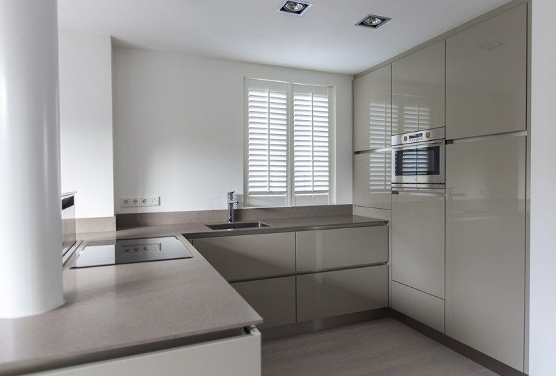 Afbeeldingsresultaat voor keuken u vorm Keuken